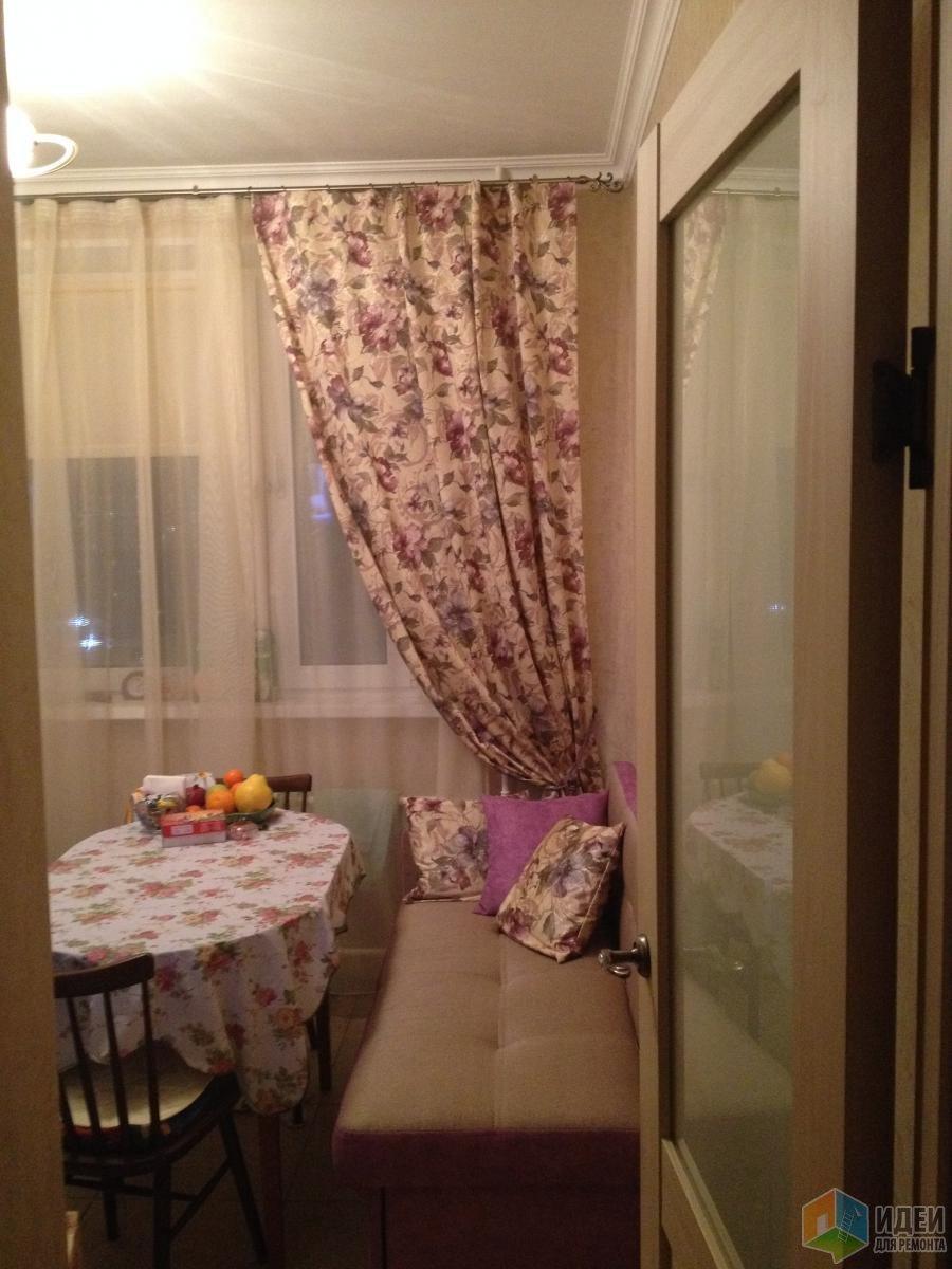 Текстиль на кухне, шторы на кухню