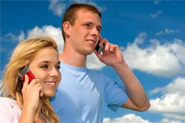 разговоры по телефону могут оказать целительное воздействие!