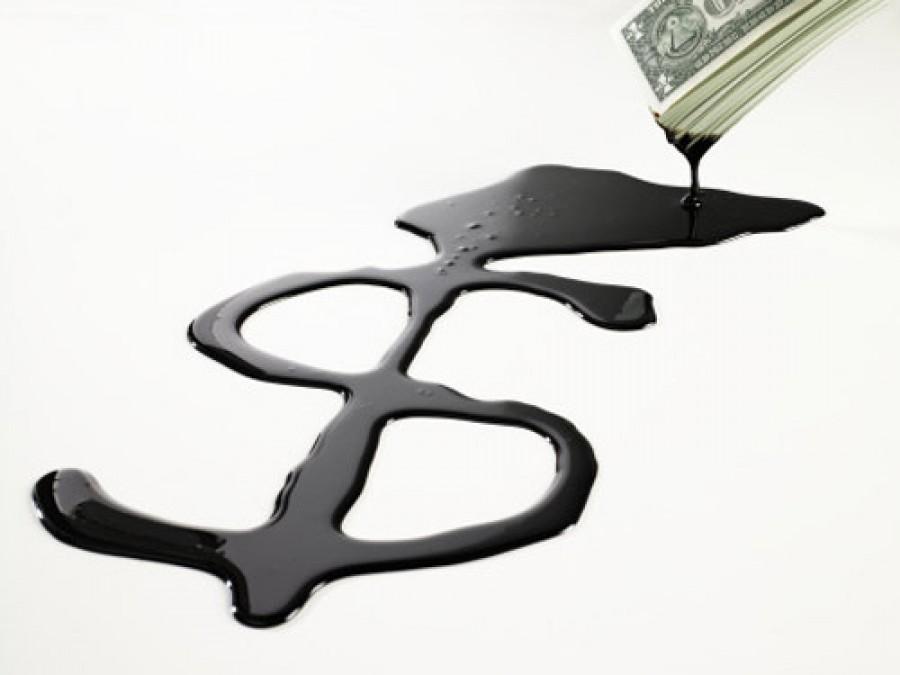 Ответ на вопрос: почему в 2003 нефть была 28.9, а доллар был ~29.