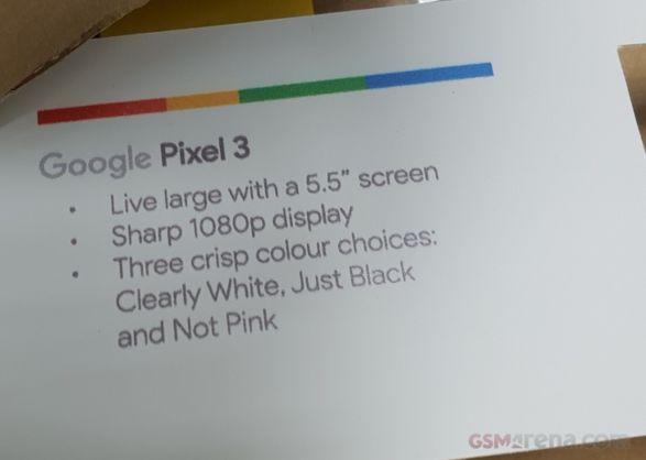 Google выпустит Pixel 3 в новом