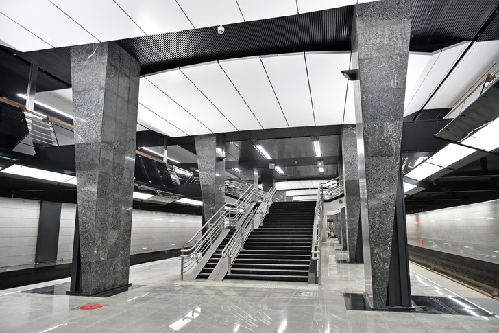 В Москве открывают пять новых станции метро
