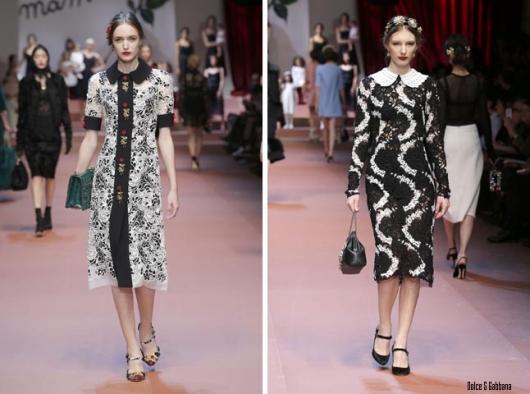 Черное и белое: модные тенде…