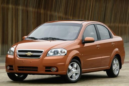Chevrolet Aveo полностью провалил краш-тест