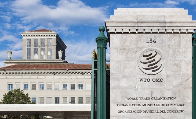 Россия обжаловала решение ВТ…