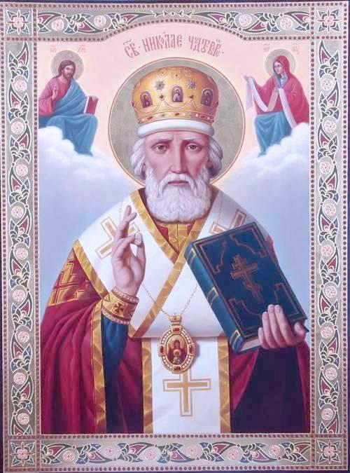 Рождество святителя Николая Чудотворца -11 августа (29 июля)