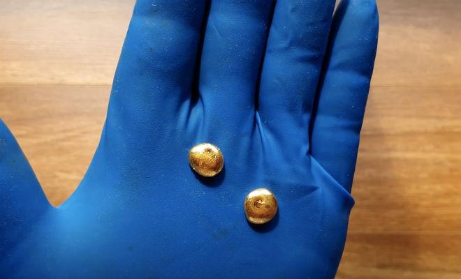 Добыча золота шлюзом