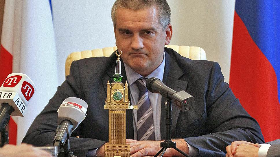 Мнение: Команда Аксенова не справилась. Крым уходит под прямое управление Москвы