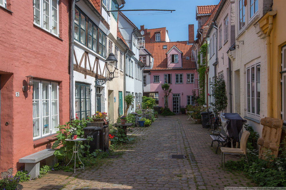 Будни обычного немецкого городка