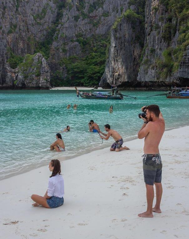 Когда ты женат на инстаграме Вот это ДА, забавно, находки, неожиданности, пляжи, смешно, странные вещи, удивительное рядом