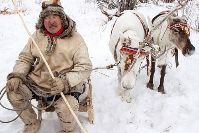 Как одеваются сегодня коренные народы Крайнего Севера
