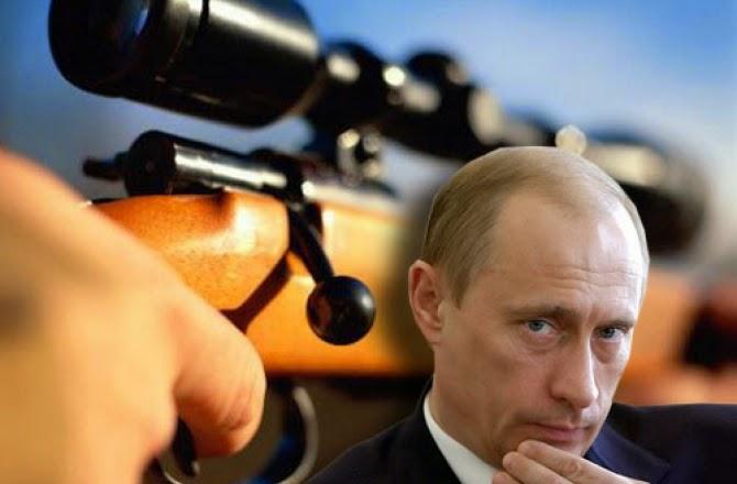 12 покушений на жизнь Путина