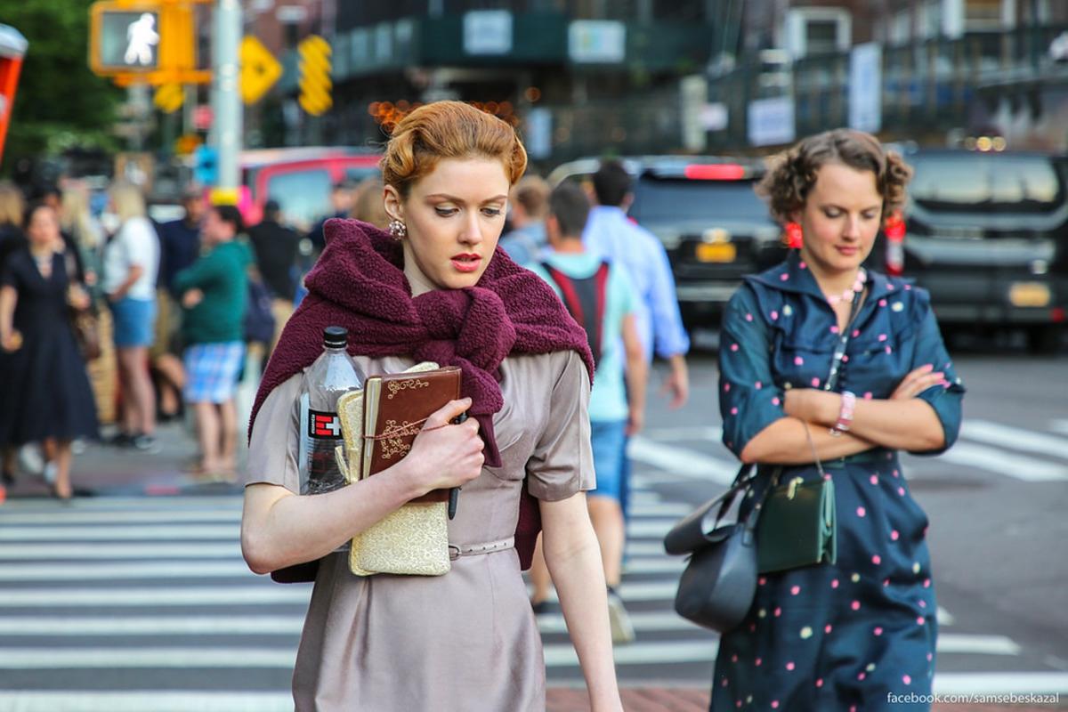 Как я попал в Нью-Йорк 50-х