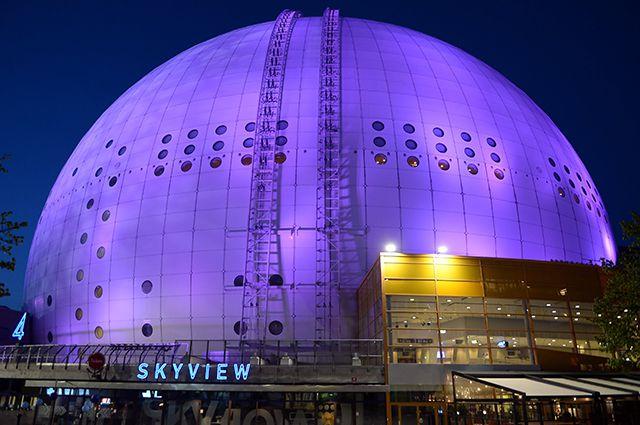Почему Евровидение-2016 проходит в Швеции?