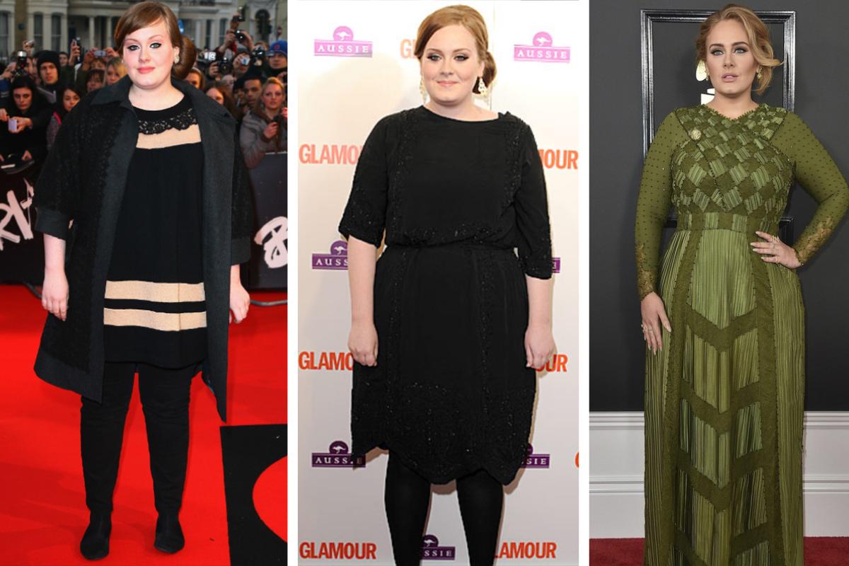 Актрисы которые смогли похудеть