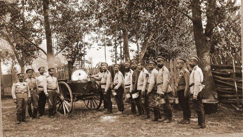300 лет армейской кухни. Новинки Первой мировой войны