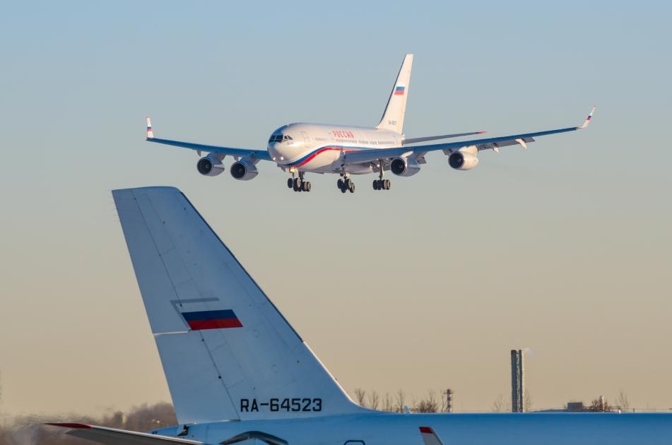 Совет Федерации - доля российских производителей гражданских самолетов составляет 2,3 %
