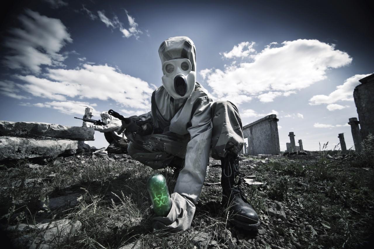 На освобождённых от боевиков территориях Сирии найдено более 40 тонн отравляющих веществ — Минобороны