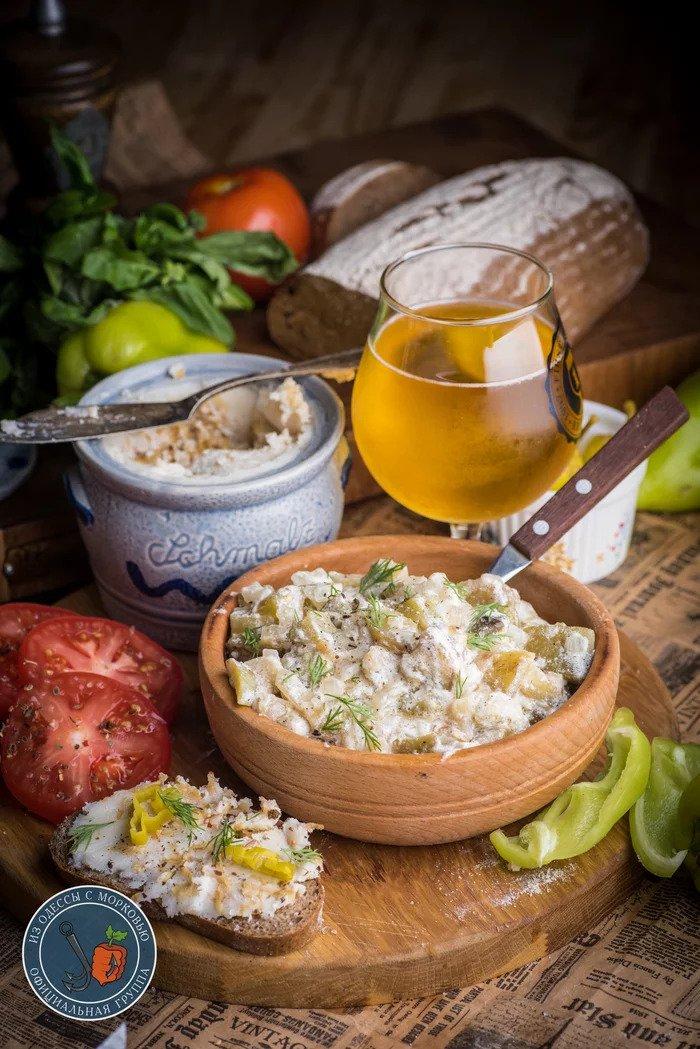 Баклажаны «под грибы» овощные блюда