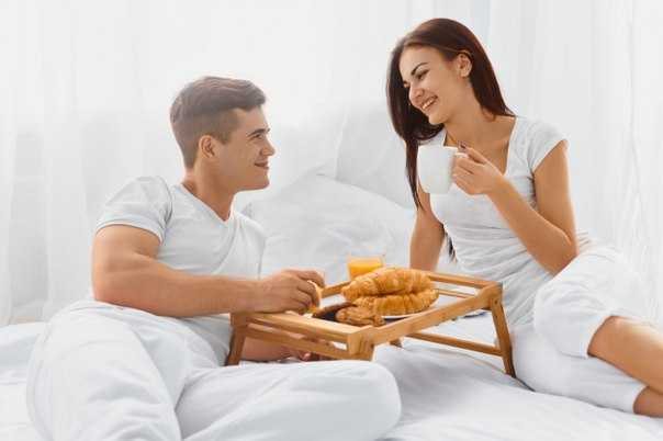 Как научиться общаться с мужем
