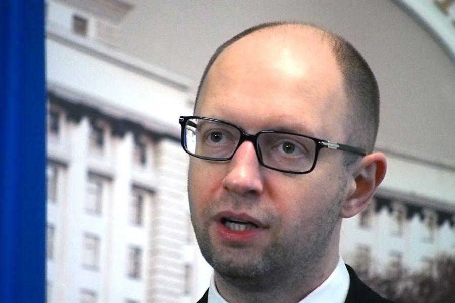 Яценюк выставил счет Донбассу на $2,8 млрд