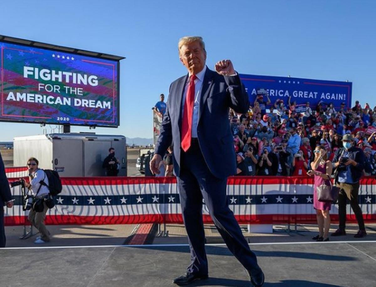 Демократы поддержали резолюцию об импичменте Трампа