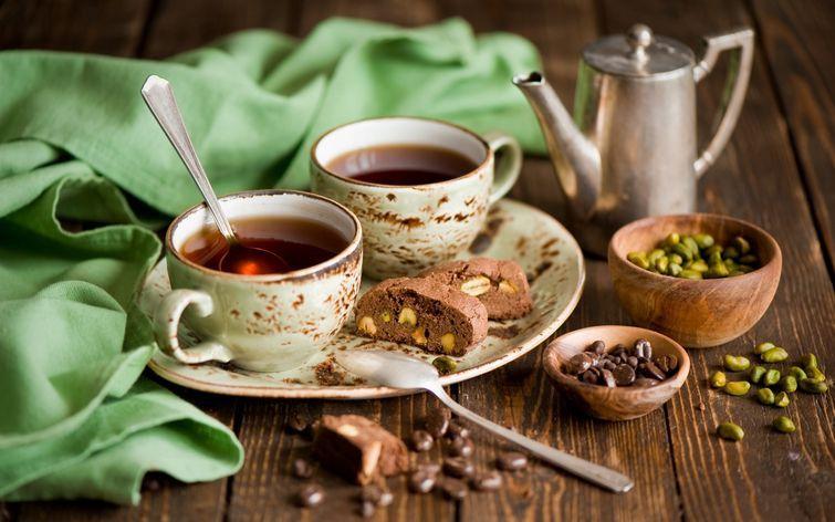 как нельзя пить чай