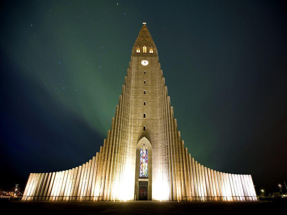 Самые странные церкви нашей планеты