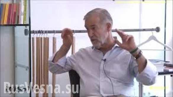 «Американский ученый» и проректор российского вуза не выдержал испытания славой, увидев себя в сюжете Д.Киселева
