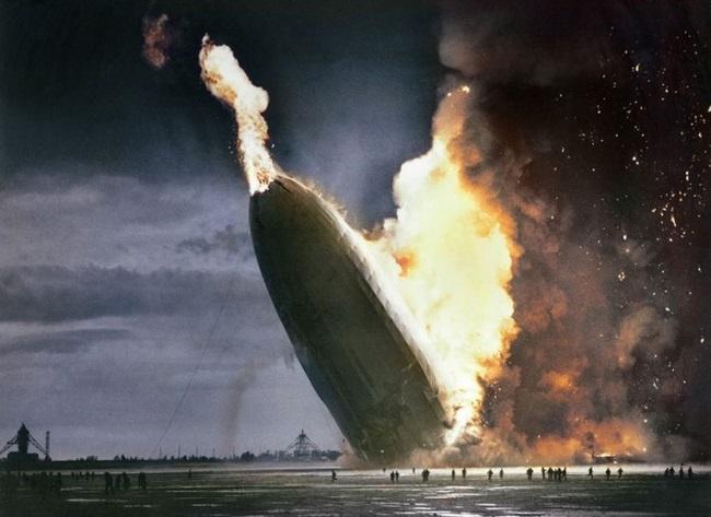 Исторические фотографии, от которых захватывает дух