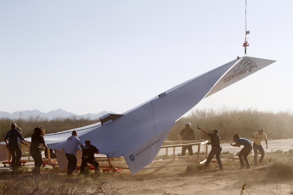 Бумажный самолетик — всем самолетикам самолетик