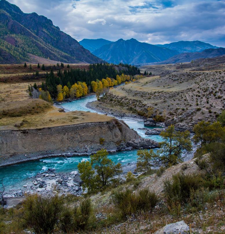 Reka Chuya krasota Altaya 3