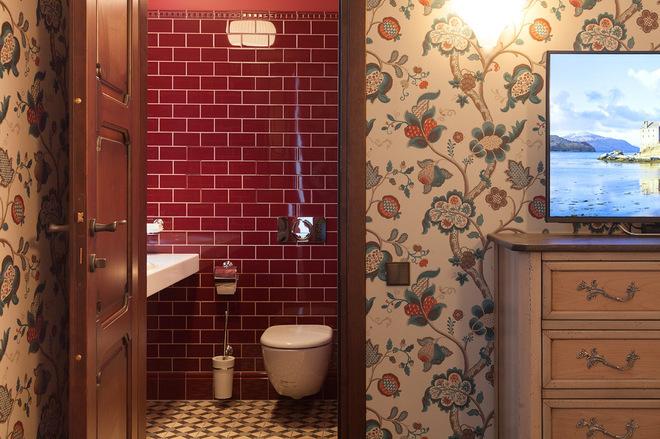 Классический Туалет by ANC concept