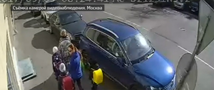 Осужден водитель BMW, напавший на москвичку с детьми на пешеходном переходе