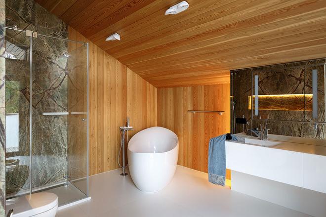 Современный Ванная комната by МК-Интерио