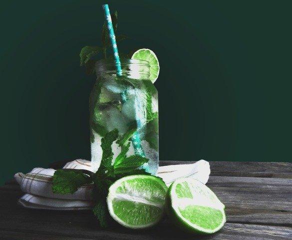 Мохито безалкогольный как делать ингредиенты рецепт