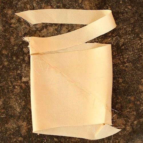 Как выкроить косую бейку, если не хватает ткани косая бейка
