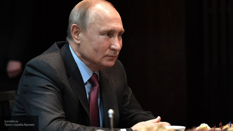 "Владимир Путин поздравил ""Вивальди-оркестр"" с 30-летним юбелеем"