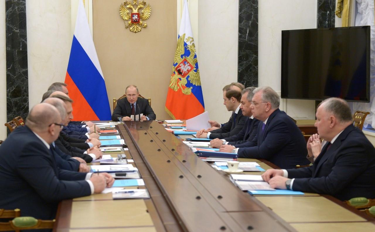 Российский оборонный экспорт составил в 2017 году более 15 миллиардов долларов