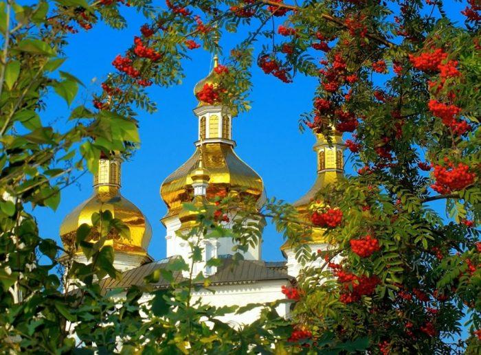 Настоящее золото России
