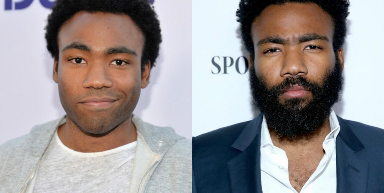10 доказательств того, что борода  — это макияж для мужчин