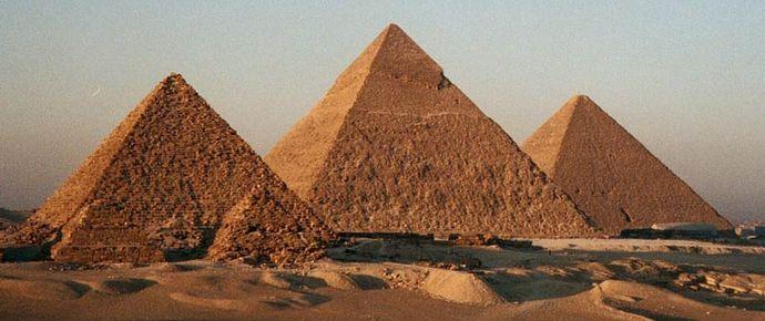 О чем так упорно молчат египетские пирамиды?