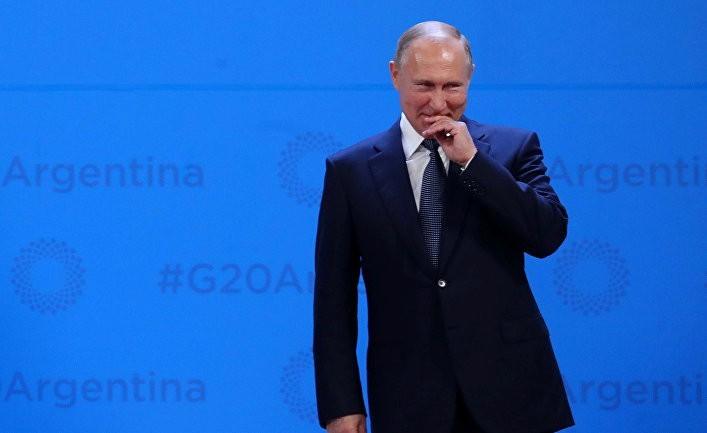 Война, которую выиграл Путин