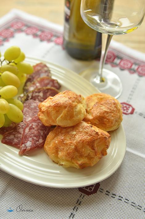 Французкая кухня. Гужеры выпечка,кулинария,французкая кухня