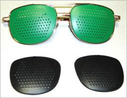 Полезны ли дырчатые очки?   Ростислав Фартушинский