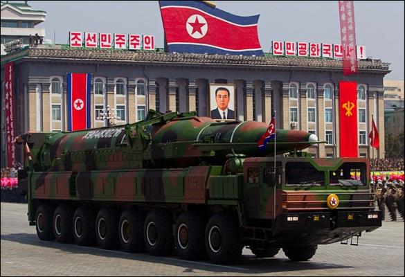 Корея с Путиным !