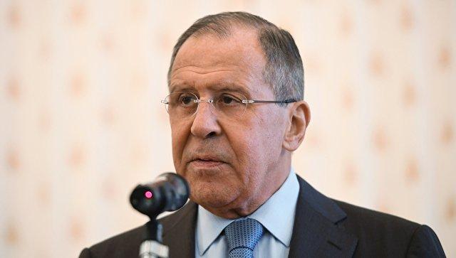Лавров обвинил коалицию США …