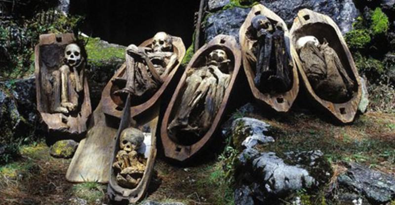 13. Захоронения Кабаяна, Филиппины интересное, история, поучительное, факты