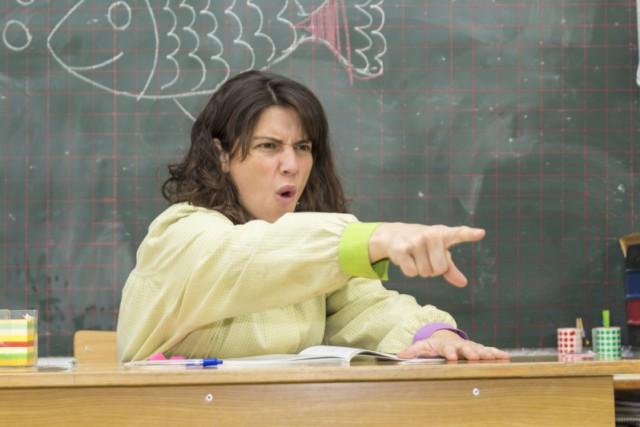 Учитель провел в классе эксперимент