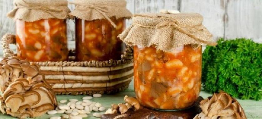 Лечо с фасолью: вкусная и питательная закуска на зиму