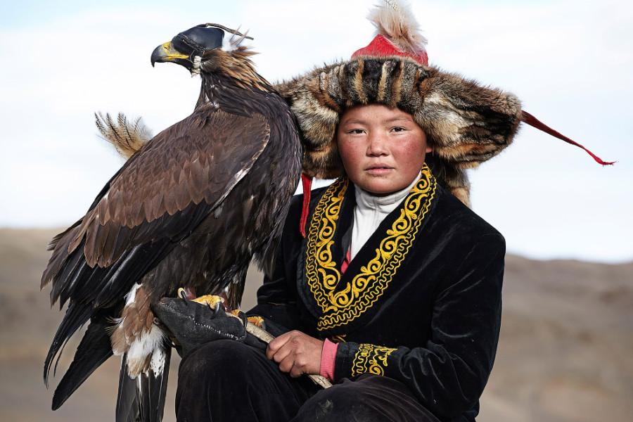 Охота с орлами